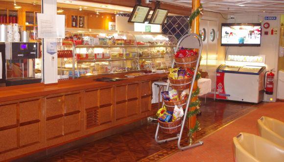 Die Cafeteria
