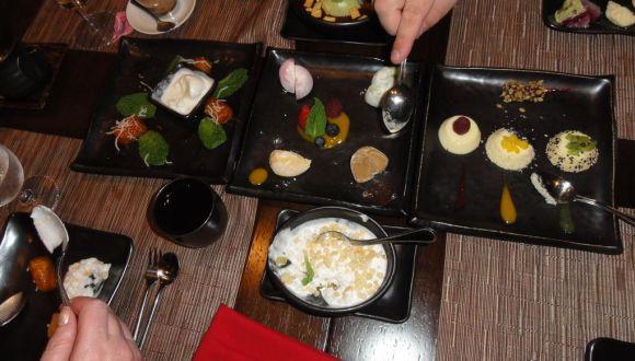 Asiatisches Restaurant Silk Harvest