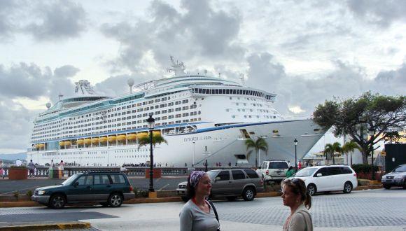 Im Hafen von S.Maarten