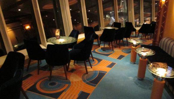Observation Lounge Deck 15