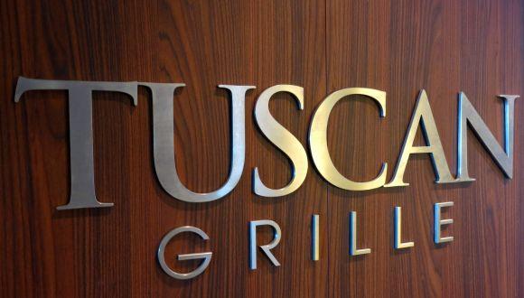 Logo des Tuscan Grille