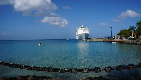 Adventure of the Seas auf St. Croix