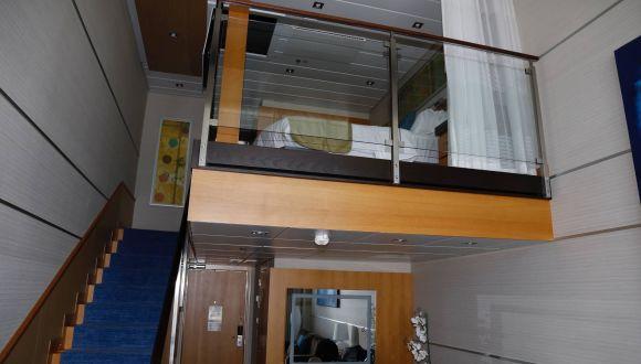 Crown Loft Suite Überblick