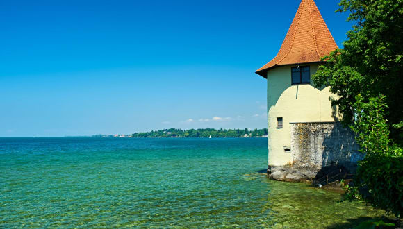 Turm am Wasser, Lindau, Bodensee