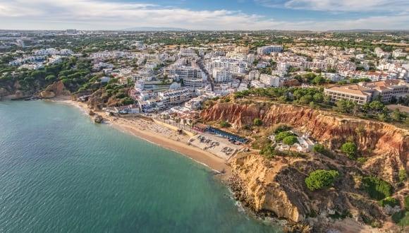 Stadt, Olhos de Água, Algarve