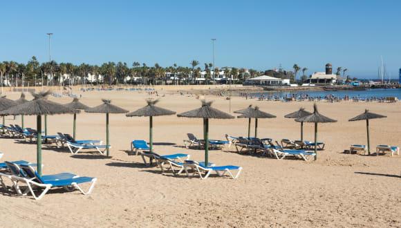 Caleta de Fuste, Fuerteventura, Spanien