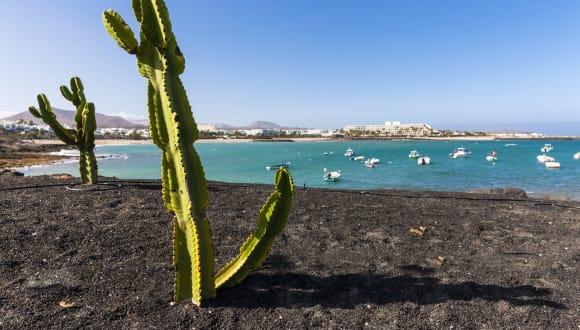 Strand, Costa Teguise, Lanzarote