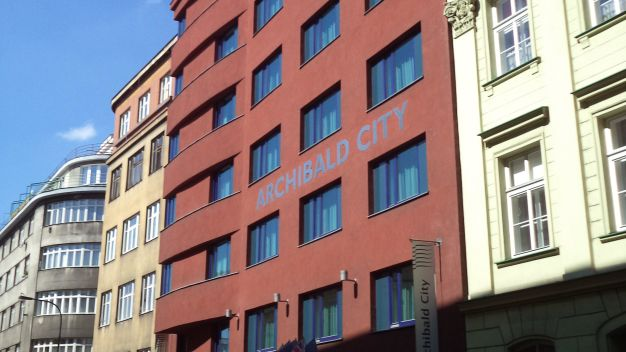 Hotel Archibald City Prag