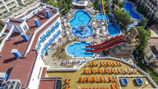 Bulgarien Hotel Kuban Resort Und Aquapark