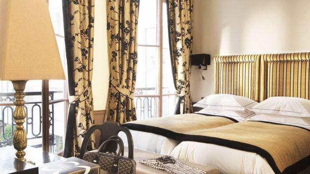 Hotel Du Pre Paris Bewertung