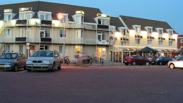 Egmond Aan Zee Hotel De Boei