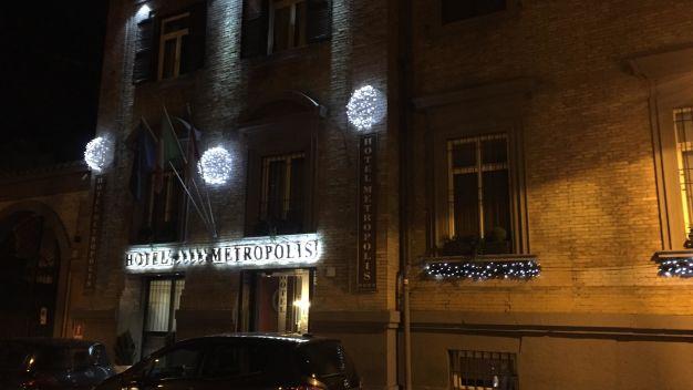Hotel Metropolis Rom Bewertung
