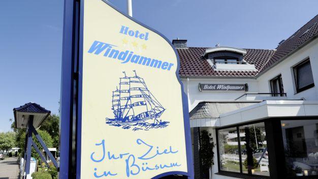 hotel windjammer in b sum holidaycheck schleswig holstein deutschland. Black Bedroom Furniture Sets. Home Design Ideas