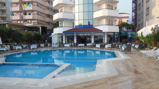 Elysee Hotel Alanya Bewertung