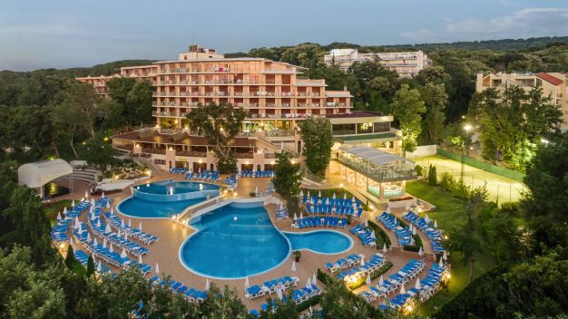 Hotel Park Hotel Golden Beach Holiday Bulgarien