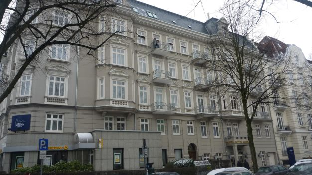 Hotel Vorbach Hamburg Bewertung