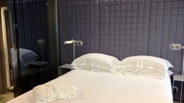 Vander urbani resort in ljubljana laibach holidaycheck for Design hotel slowenien