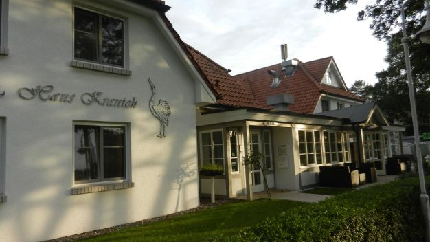 Hotel Pension Kranich Prerow
