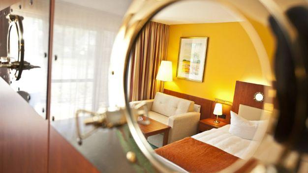 Hotel Nautic Koserow Bewertung