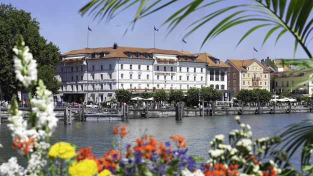 Hotel Bayerischer Hof Lindau Wellness Bewertung