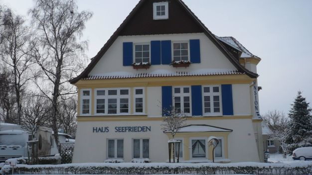 Pension Haus Seefrieden in Boltenhagen • HolidayCheck