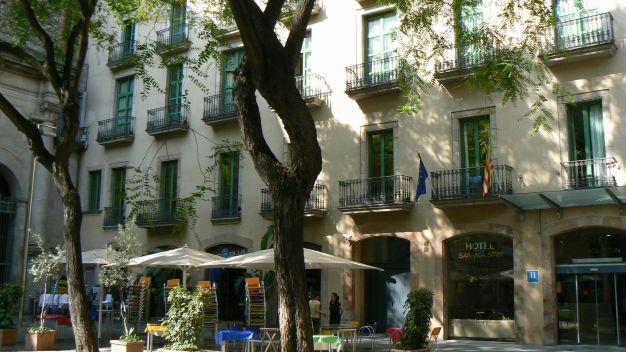 Hotel Sant Agusti Barcelona Bewertungen