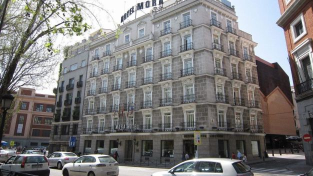 Hotel Mora In Madrid Holidaycheck Madrid Spanien