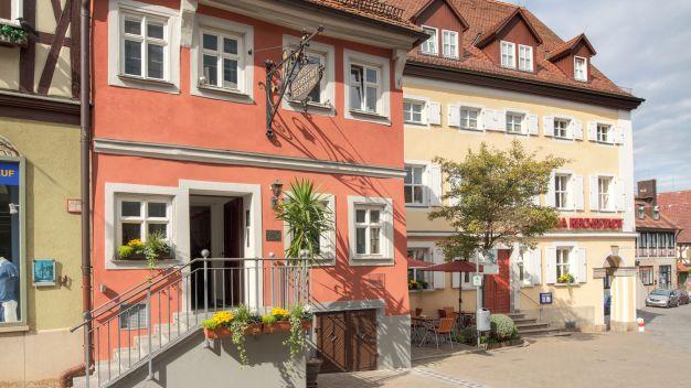 Hotels In Bad Windsheim Und Umgebung