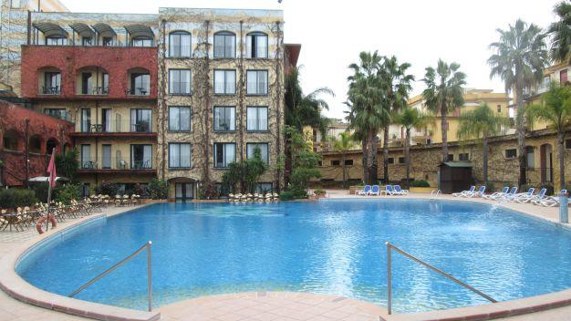 Hotel caesar palace in giardini naxos holidaycheck - Hotel caesar palace giardini naxos ...