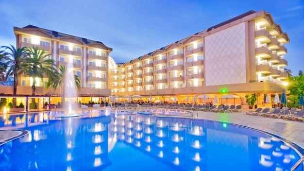 Hotel Florida Park Santa Susanna Strand