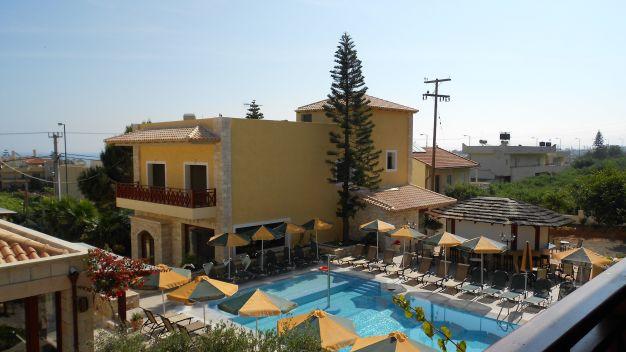 Hotel Kaktus Beach Kreta