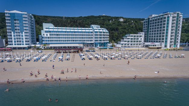 Hotel Orchidea Boutique Spa Golden Sands Bulgaria
