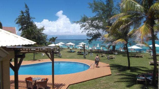 Mauritius Hotel Silver Beach Bilder