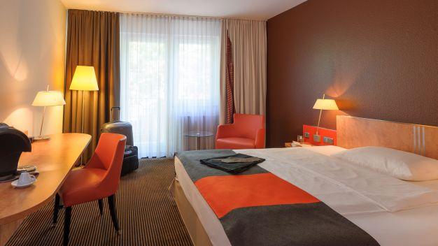 Mercure Hotel Residenz Frankfurt Wellnessbereich