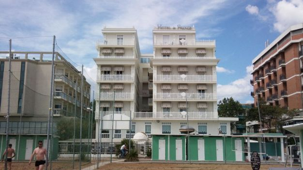 Hotel De France Rimini Bewertung