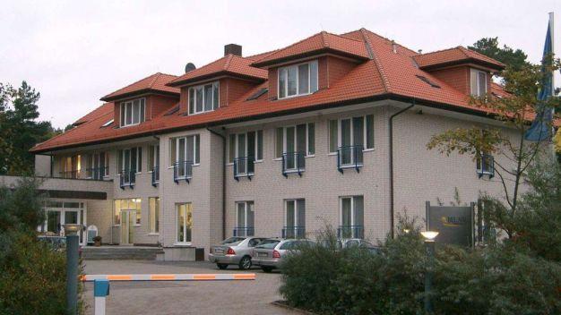 Bel Air Strandhotel Glowe in Glowe auf Rügen ...  Bel Air Strandh...