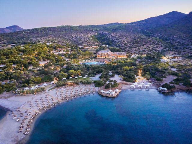 Angebote Grecotel Exclusive Resort Cape Sounio Kap Sounio Gunstig