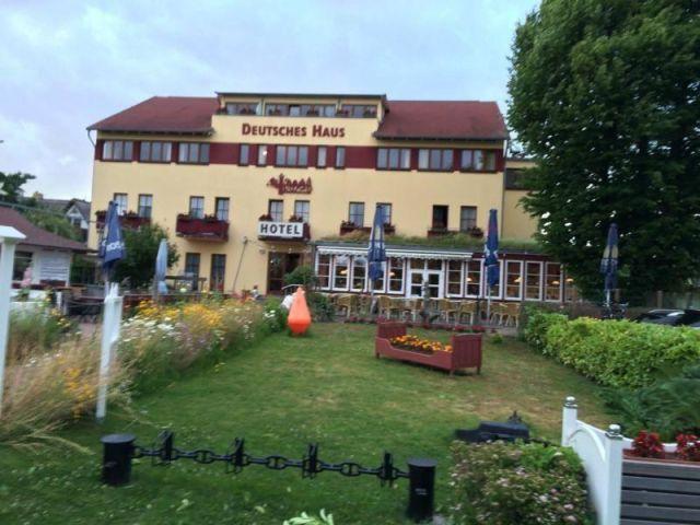 Angebote Hotel Deutsches Haus Wustrow günstig online