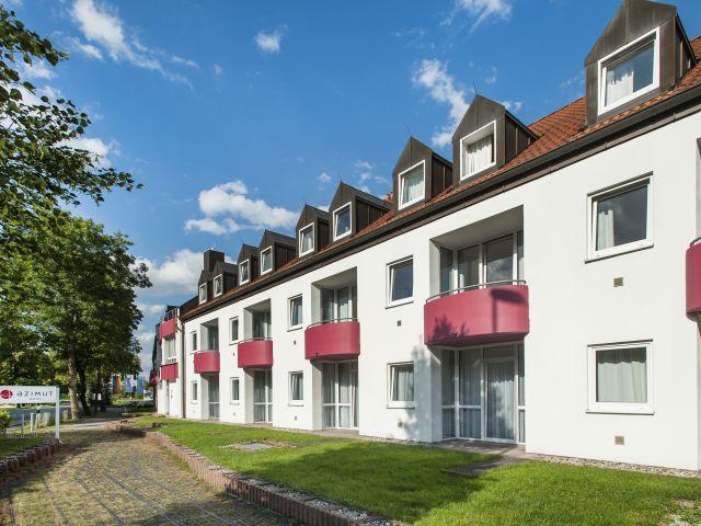 Hotel Azimut Munchen Bewertung