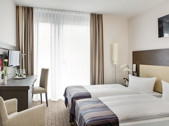 Intercity Hotel Bonn Gunstig Buchen