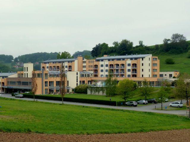 Ho Hotel Therme Resort Buchen