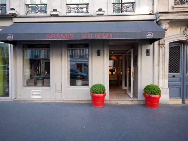 angebote hotel aramis saint germain paris g nstig. Black Bedroom Furniture Sets. Home Design Ideas
