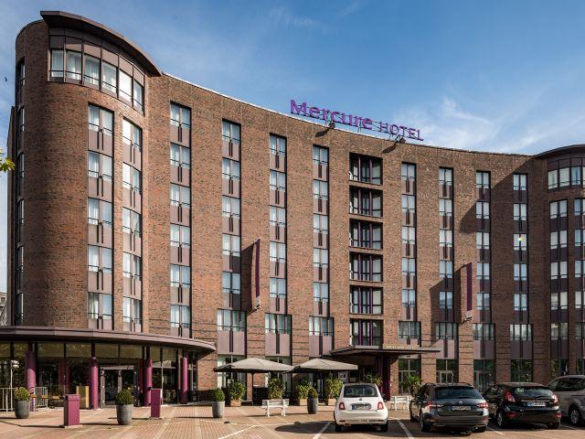 Angebote Mercure Hotel Hamburg City Hamburg G 252 Nstig