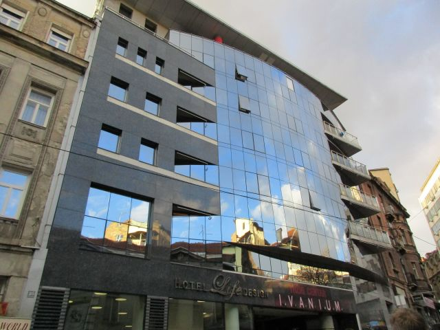 Angebote life design hotel belgrad g nstig online for Design hotels angebote