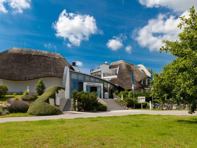 Hotel Solthus Am See In Ostseebad Baabe Deutschland