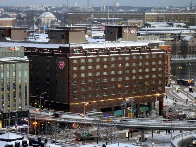 angebote hotel sheraton stockholm stockholm g nstig online buchen holidaycheck. Black Bedroom Furniture Sets. Home Design Ideas