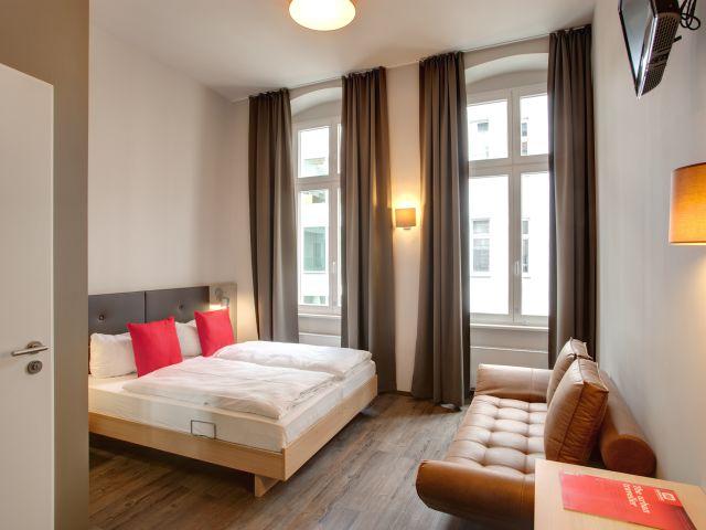 angebote meininger hotel berlin mitte humboldthaus. Black Bedroom Furniture Sets. Home Design Ideas