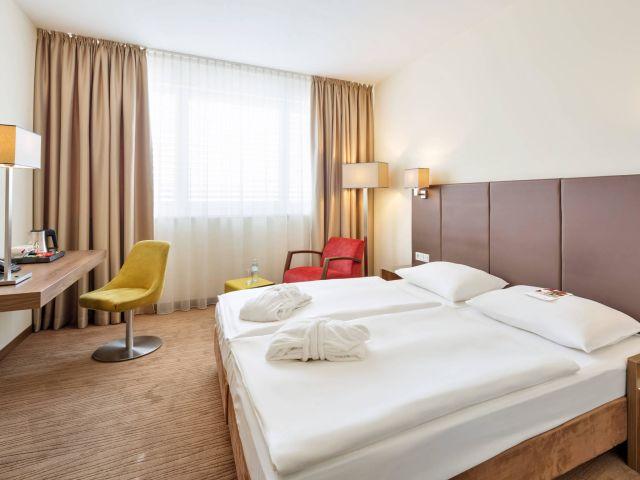 angebote austria trend hotel doppio wien wien g nstig. Black Bedroom Furniture Sets. Home Design Ideas