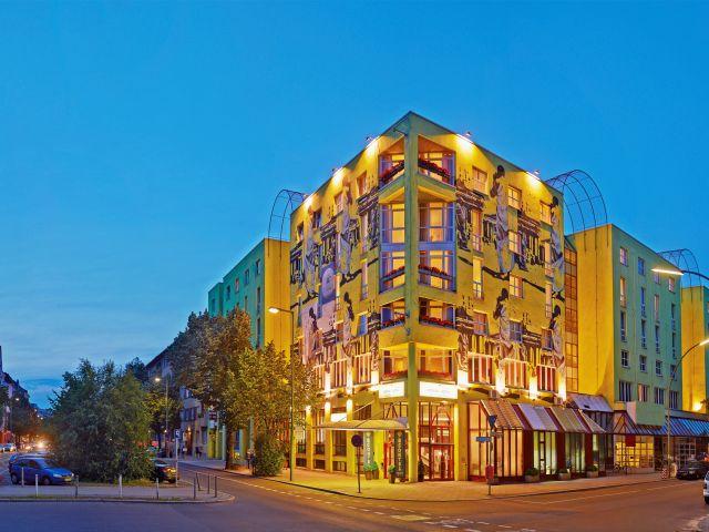 angebote econtel hotel berlin charlottenburg berlin. Black Bedroom Furniture Sets. Home Design Ideas