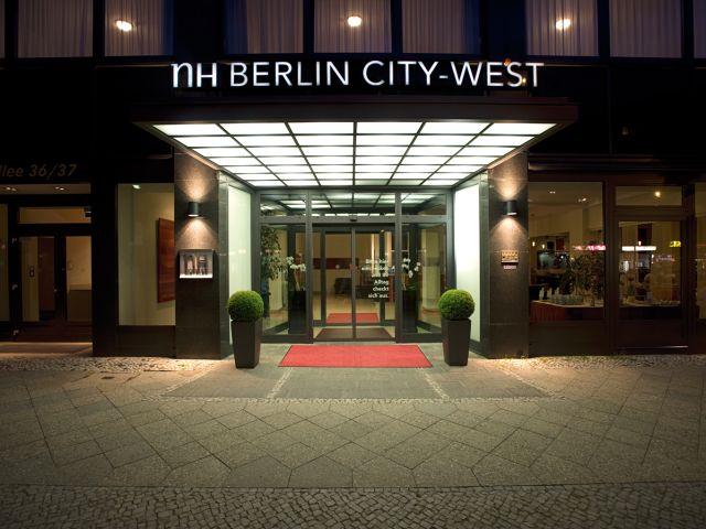 angebote hotel nh berlin city west berlin charlottenburg. Black Bedroom Furniture Sets. Home Design Ideas